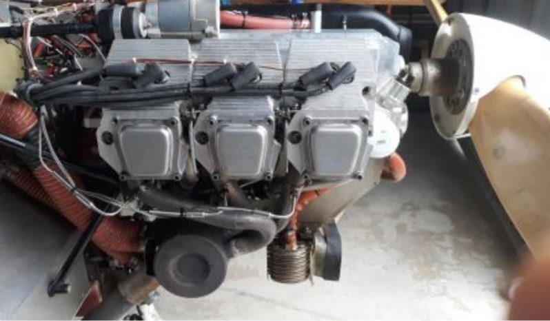 Jabiru 3300 6Cyl [Gen3] Engine full